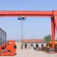 山西长治32吨龙门吊现场改造