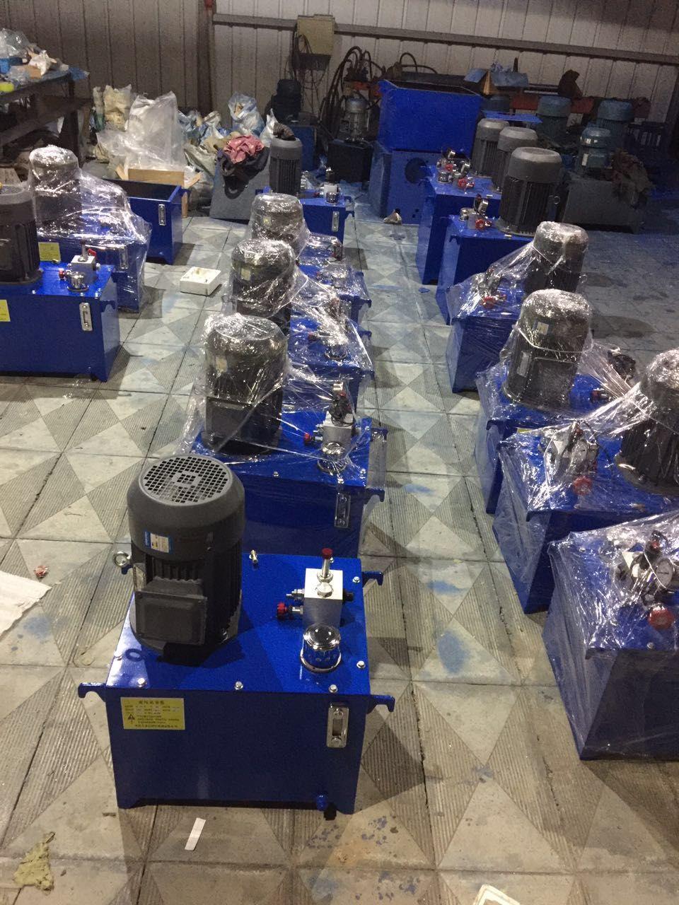 河南液压泵站门户网站生产厂家制作应用设计规格
