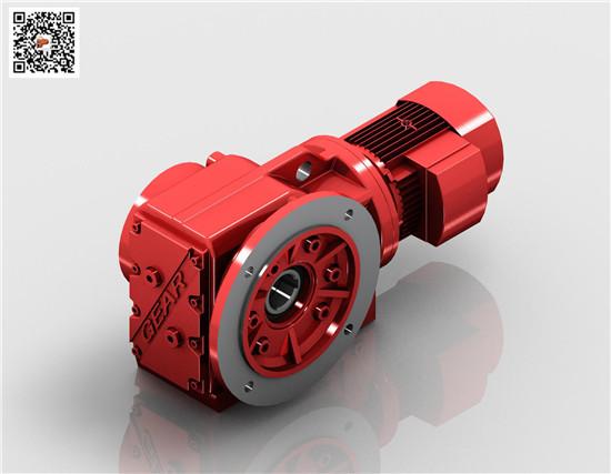 K齿轮减速机|空心法兰减速机|螺旋锥齿减速机|迈传减速机定制