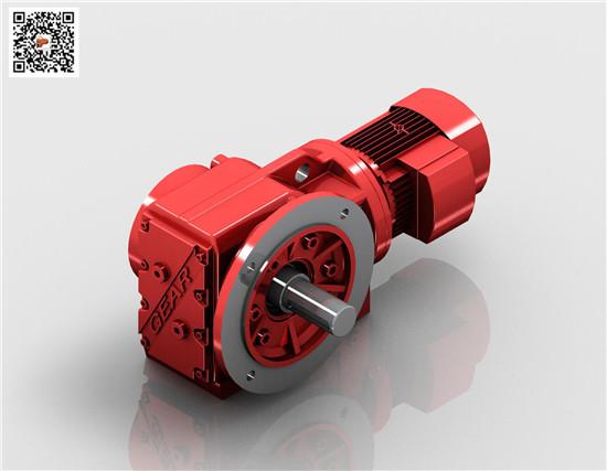 K伞齿轮减速机|直交轴减速机|螺旋锥齿减速机|迈传减速机定制