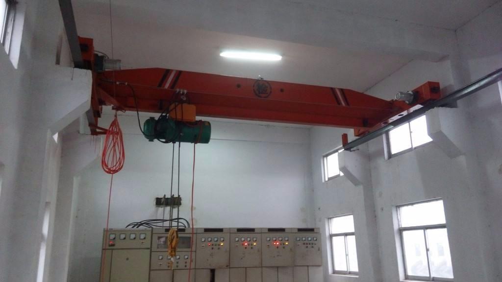 秦皇岛电动单梁起重机