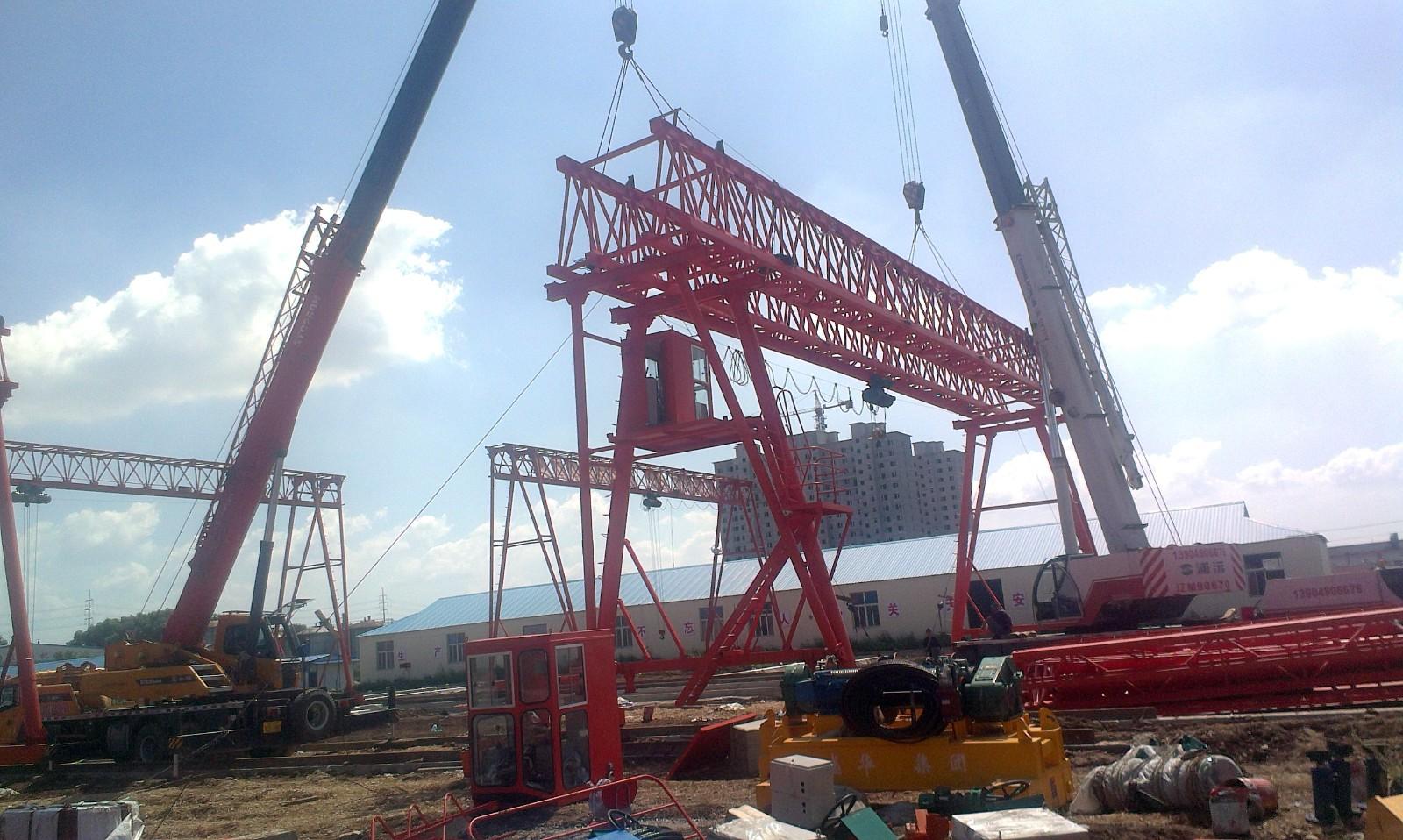 沈阳120吨提梁机