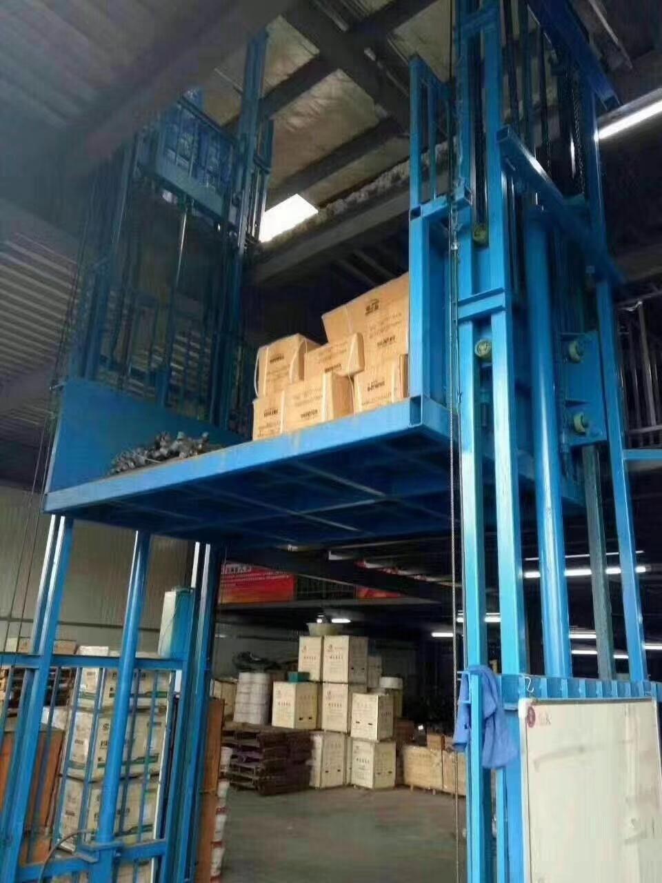 河南厂家直销导轨货梯专业定制系统维修