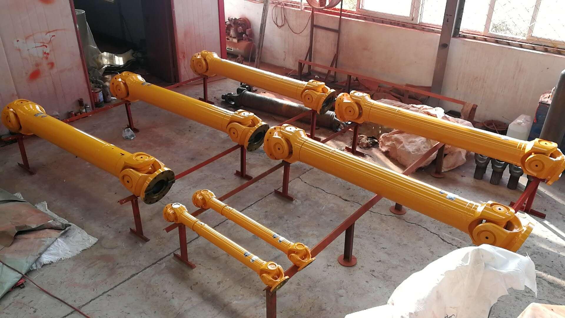 新鄉市優質供應十字軸式萬向聯軸器