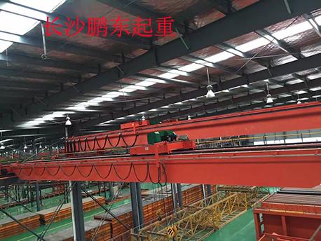 长沙市QD型吊钩桥式起重机销售