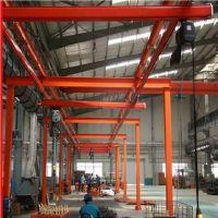 上海kbk型KBX型过轨道起重机设备行车定做定制生产厂家直销