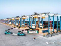 科尼赢得中东码头自动化大订单