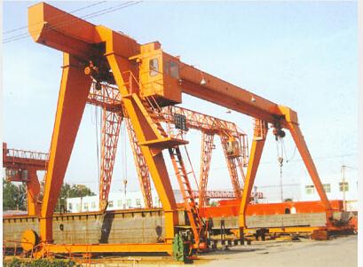 郑州起重机龙门专业安装维修