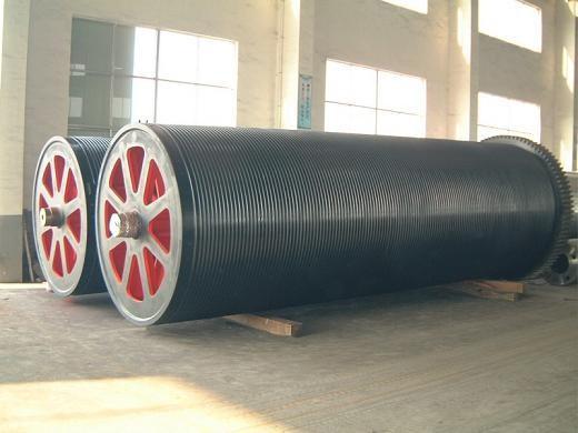 沈阳320吨双梁起重机卷筒