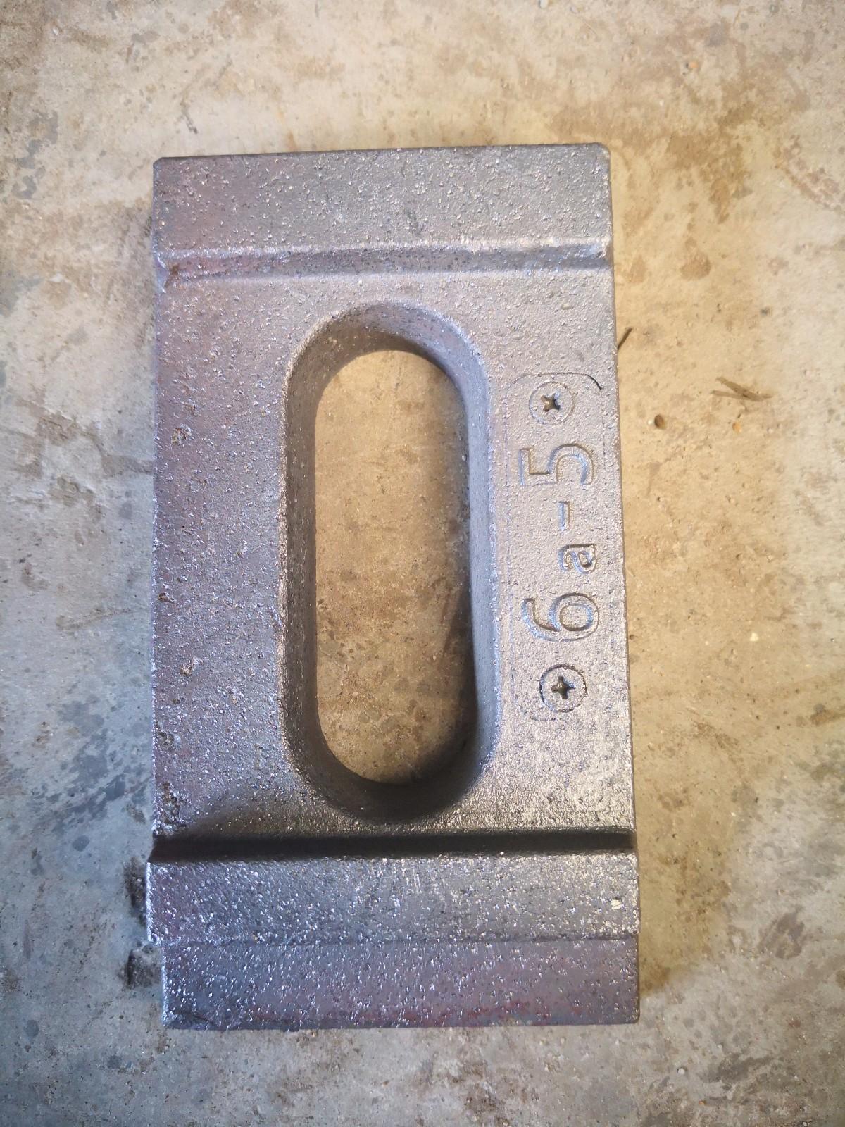 河南宏鑫轨道压板6a一5压板固定件
