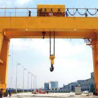 北京起重机-双主梁门式起重机使用现场