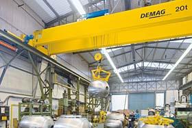 双梁桥式起重机采用箱型梁供应商
