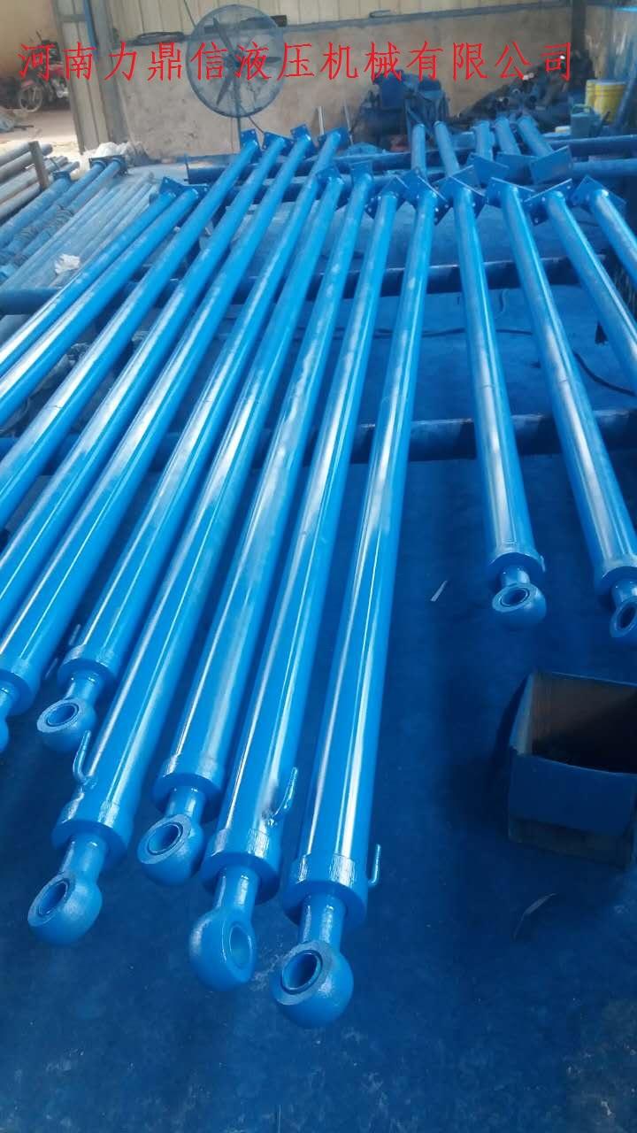 力鼎信厂家太阳铁工 重型液压油缸 叉车油缸 液压增压缸油管