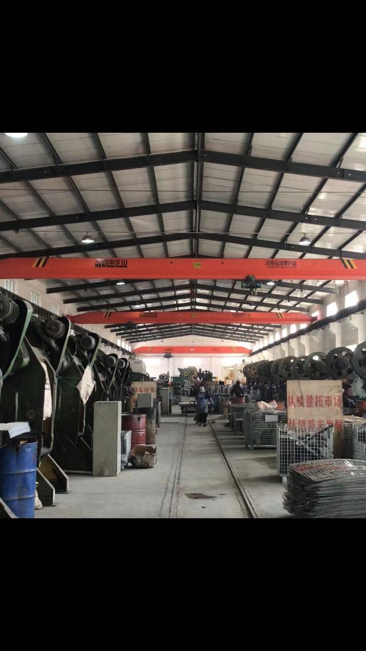 沈阳销售5TLDA单梁起重机厂家报价_技术咨询_维修保养