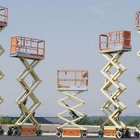 佛山生产销售-电动剪叉式升降平台-高空作业平台
