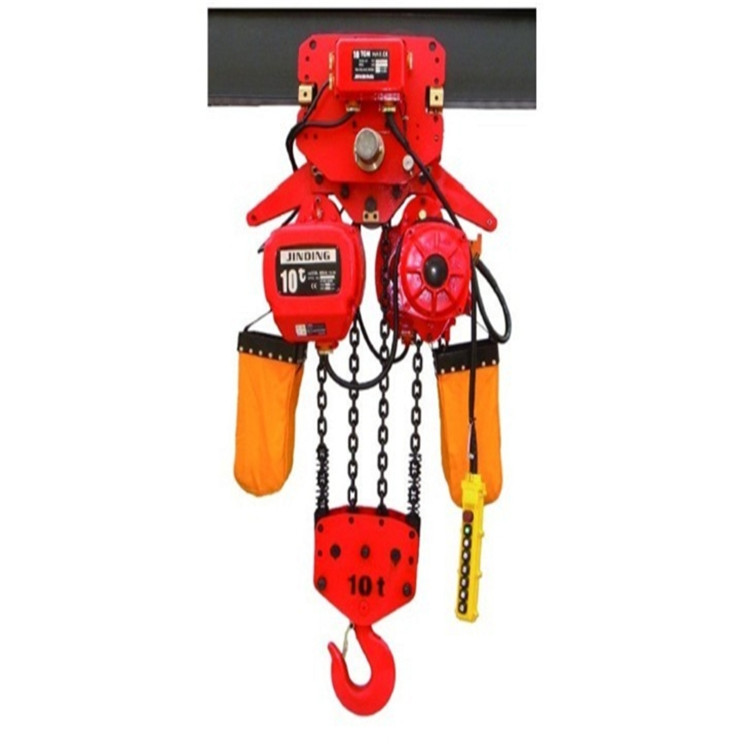 上海胜艾起重设备质量保证——环链电动葫芦