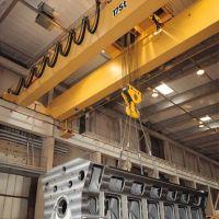 贵阳起重机-大吨位双梁桥式起重机