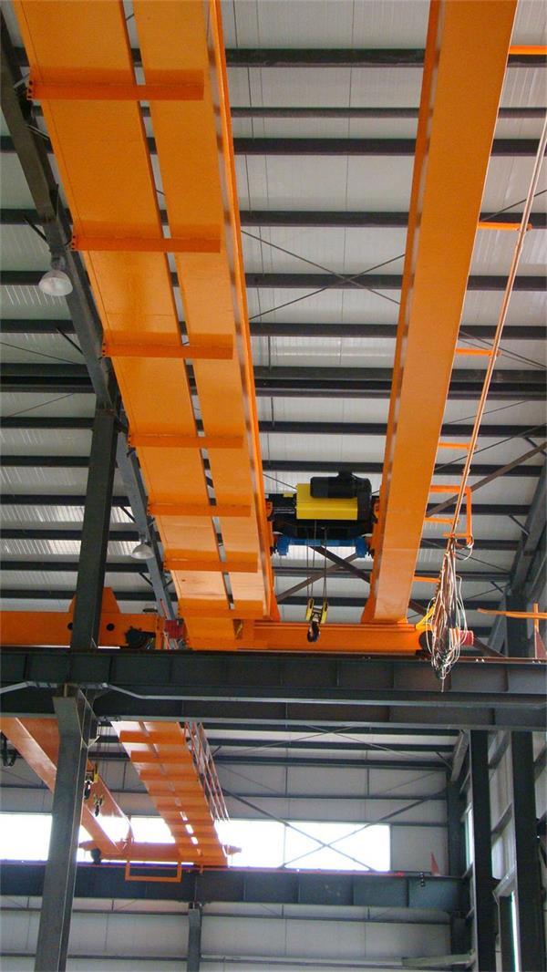 贵阳起重机-CLQ型7t电动葫芦双梁吊钩桥式起重机