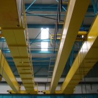 武汉生产销售-欧式 CLQ型7t电动葫芦双梁吊钩桥式起重机