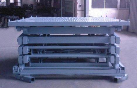 供应固定式升降平台固定式升降机电动液压剪叉式升降平台可定做