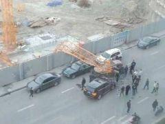 10月两起塔吊倒塌事故 成都全市排查建筑起重机械安全隐患