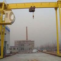 重庆江津生产销售-欧式单梁龙门起重机