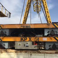 河南省法兰克KPX5T蓄电池系列电动平车