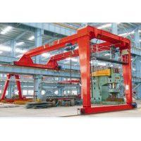 宁波起重机-半门式起重机现场测量调试13777154980
