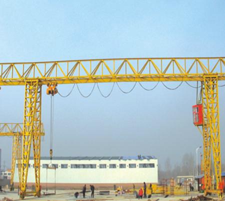 重庆起重机 重庆龙门吊 MH电动葫芦桁架门机厂家制造