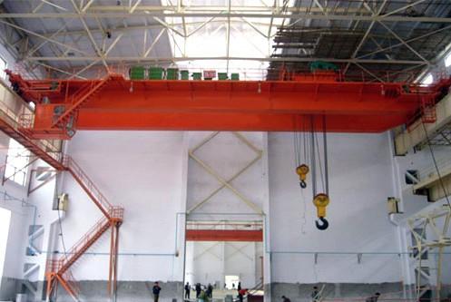 濟寧生產銷售-QD吊鉤橋式起重