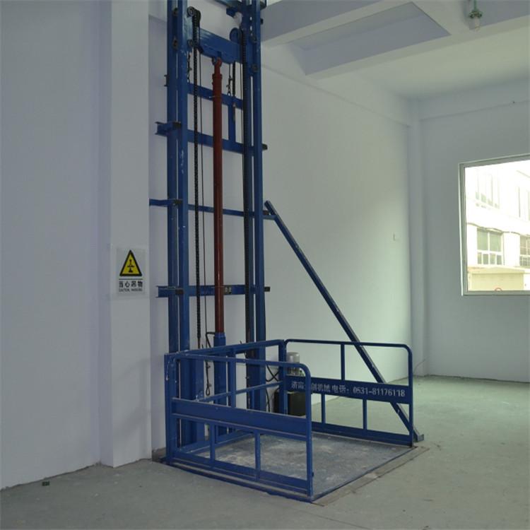 济南生产销售-导轨货梯