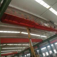 北京起重机(客户安装现场)双梁起重机