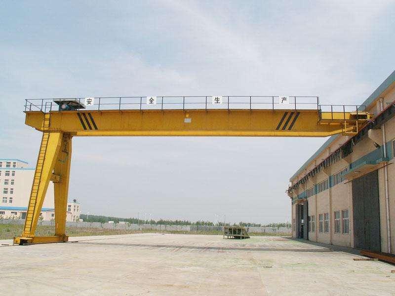 淮口半门式起重机设计安装