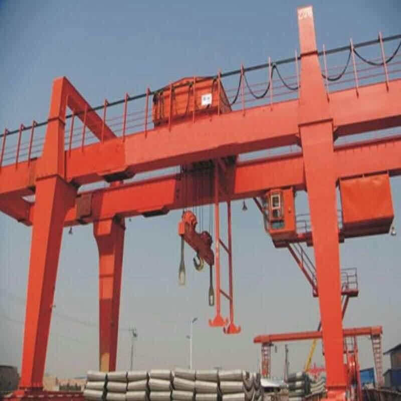 安徽蚌埠涂山路門式起重機維修服務