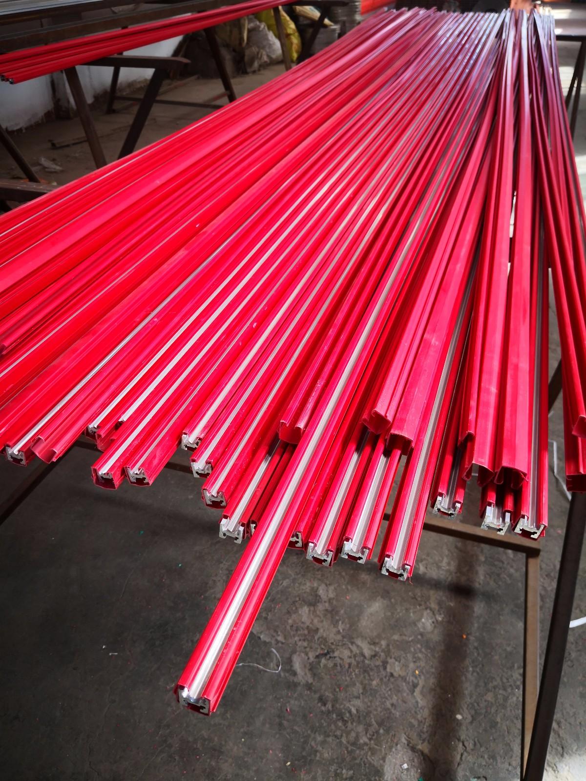单极滑线,多极滑触线,厂家直供质量保证宏鑫工矿