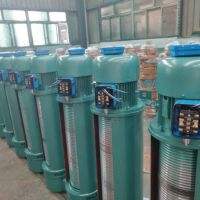 專業生產電動葫蘆廠家河南恒起機械制造有限公司