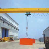 扬州起重机|扬州龙门吊|单梁半龙门吊专业生产厂家
