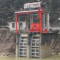 百色水电站清污机