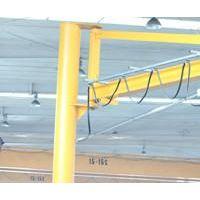 山东烟台起重机欧式立柱式悬臂吊
