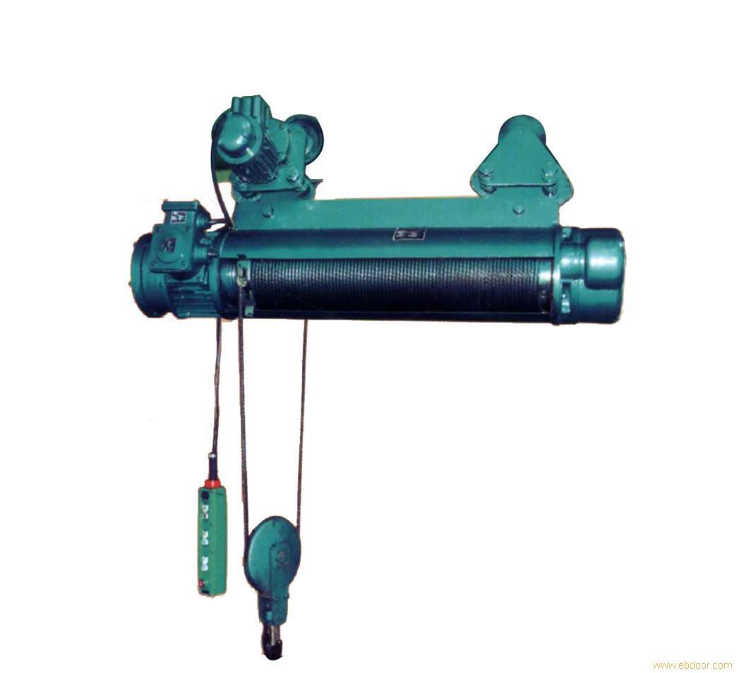 海南起重机遥控钢丝绳微型电动葫芦