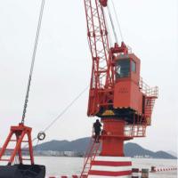 青岛浮式起重机