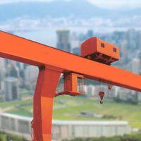 紹興專業生產單主梁吊鉤門式起重機