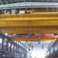 紹興專業生產吊鉤雙梁橋式起重機