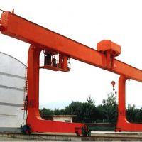广西生产销售-MDG型单梁吊钩门式起重机