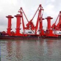 湖北武汉港口起重机制造安装