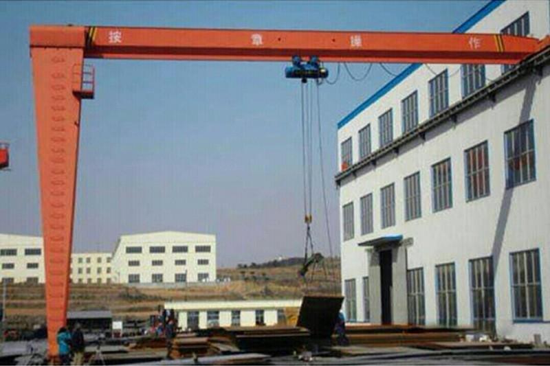扬州半门式起重机设计生产
