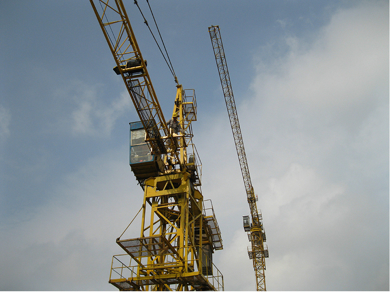 山东青岛起重销售安装工程起重机