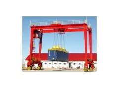 山东青岛起重厂家岸边集装箱起重机销售安装