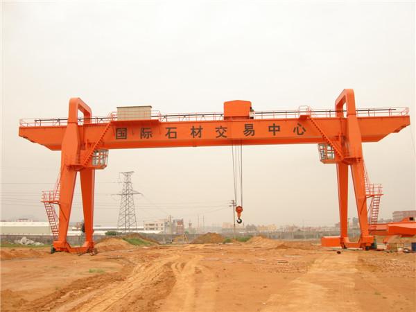 北京丰台U型双主梁门式起重机