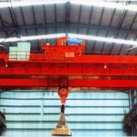 河南卫华|桂林起重机|电磁桥式起重机